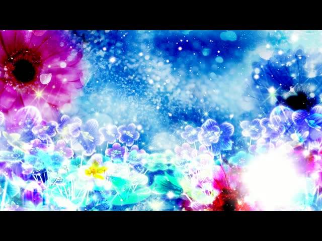 梦幻唯美花朵