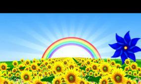 唯美六一儿童节节日背景