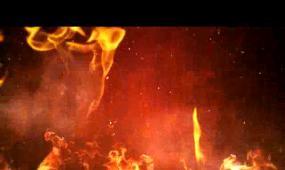 火焰燃烧炙热