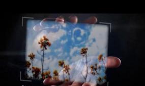 会声会影大气双手名片展示企业宣传视频模板