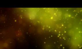 唯美治愈暖色系粒子背景素材