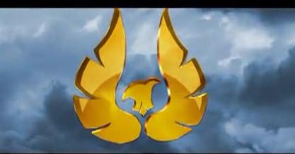 史诗电影般大气震撼的燃烧标志片头特效AE模板