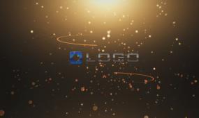 大气EDIUS光效演绎LOGO片头模板