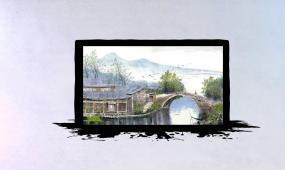edius中国风水墨宣传片头模板