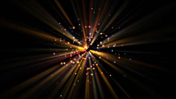 绚丽梦幻LED视频背景