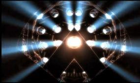 极品动感光线灯光酷炫街舞机械舞led大屏幕视频背景素材