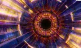 大气隧道视频素材