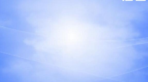 蓝色光线通用视频背景素材