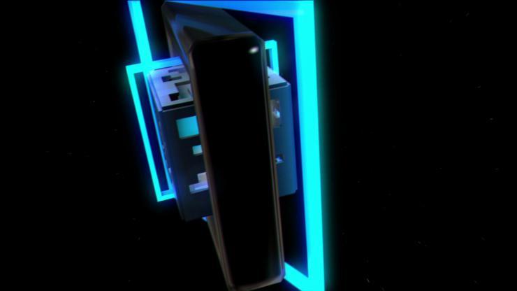 酒吧 夜店 高清 动感 LED 背景 金属 高速运动