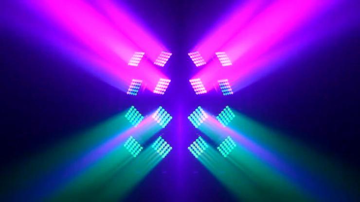 灯秀动感光效光影VJ素材