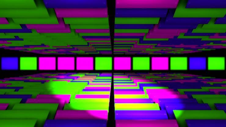 震撼4D空间