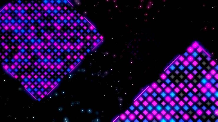 夜空LED屏