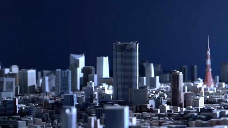 3D虚拟城市