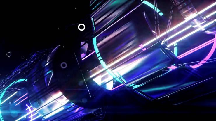 3D蓝光金属