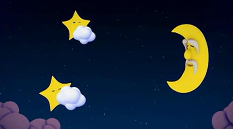 少儿卡通节目串烧睡得甜甜蜗牛小花狗