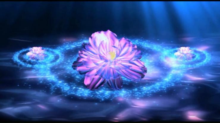 唯美浪漫舞蹈背景 梦幻 歌曲LED背景