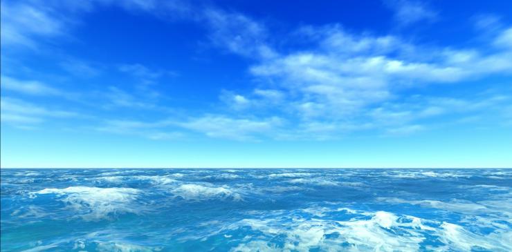 蔚蓝色大海视频