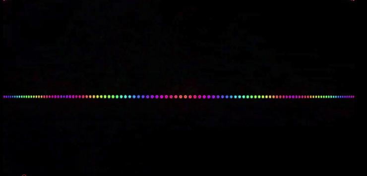 灯光秀素材02长度1分钟