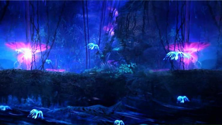 梦幻蝴蝶森林 唯美