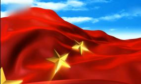 中国梦LED背景