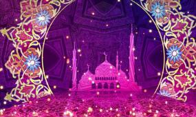 桑巴印度舞新疆民歌歌曲舞蹈LED视频背景