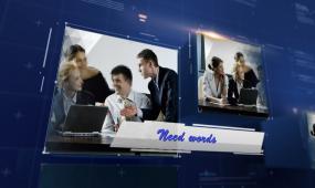edius大气震撼企业宣传产品广告模板