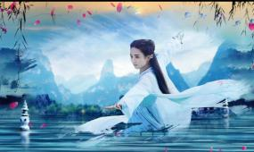 edius7.32 水墨中国风宣传模板