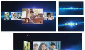 edius6高清同學會視頻模板