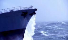 歌曲《水手》配乐成品水手led动态视频素材 大海 海面 海浪