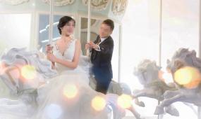 会声会影婚庆婚礼片头模板