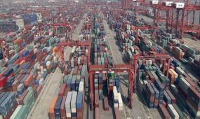 港口集装箱