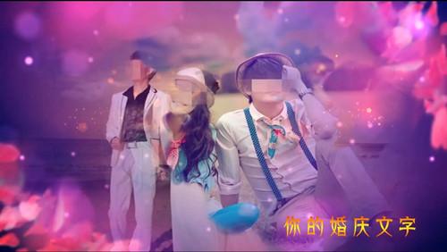 edius6.02婚庆婚礼小清新模板