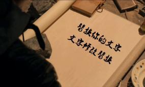 王力宏微信QQ小视频会声会影模板