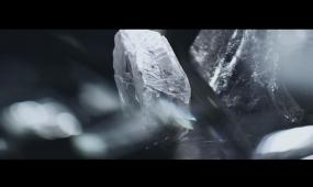 BS 074 宝石展示 唯美钻石原石