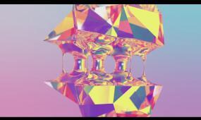 BS 013 钻石背景动画