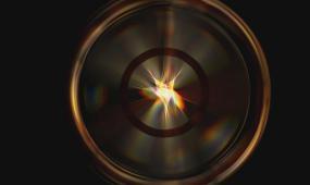 VJ 008 浪漫粒子光效视频背景