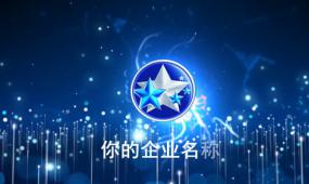 edius震撼企业logo展示