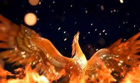 凤凰火焰开场