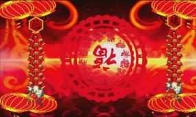 歌曲舞蹈《中国红》高清视频