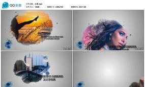 会声会影X8水墨中国风写真展示