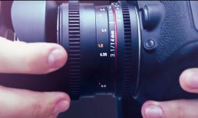 快速的摄影机安装