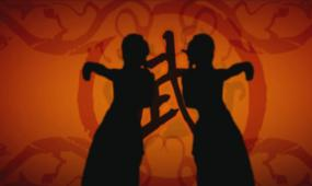 武术表演《南拳北腿》高清视频