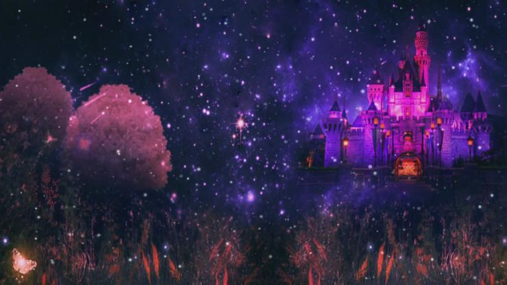神秘梦幻唯美童话神话