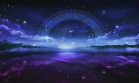 梦幻空间宇宙星空