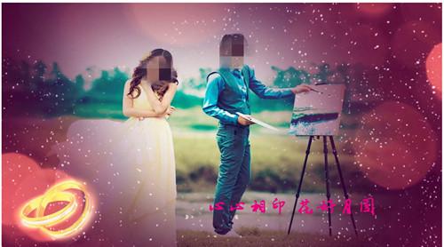edius浪漫婚庆写真