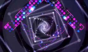 超劲爆动感节奏光效穿梭极品DJ灯光秀