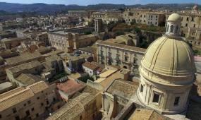 意大利西西里航拍视频素材