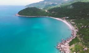 越南海边高清实拍视频素材