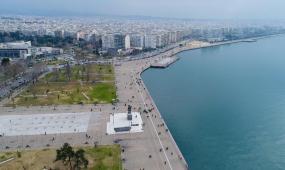 希腊港口实拍视频素材