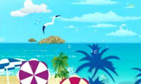 夏日度假香巴拉唯美天堂视频